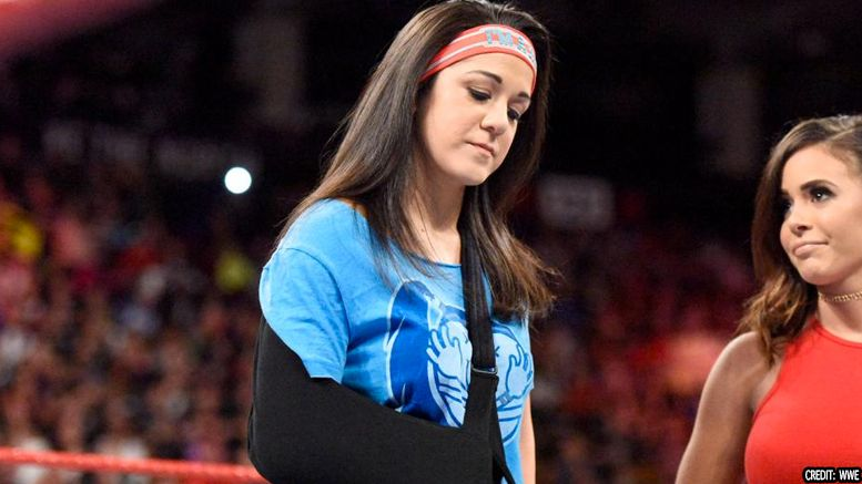 shoulder bayley injury update no timetable