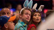 Macaulay Culkin wwe summerslam bunny ears