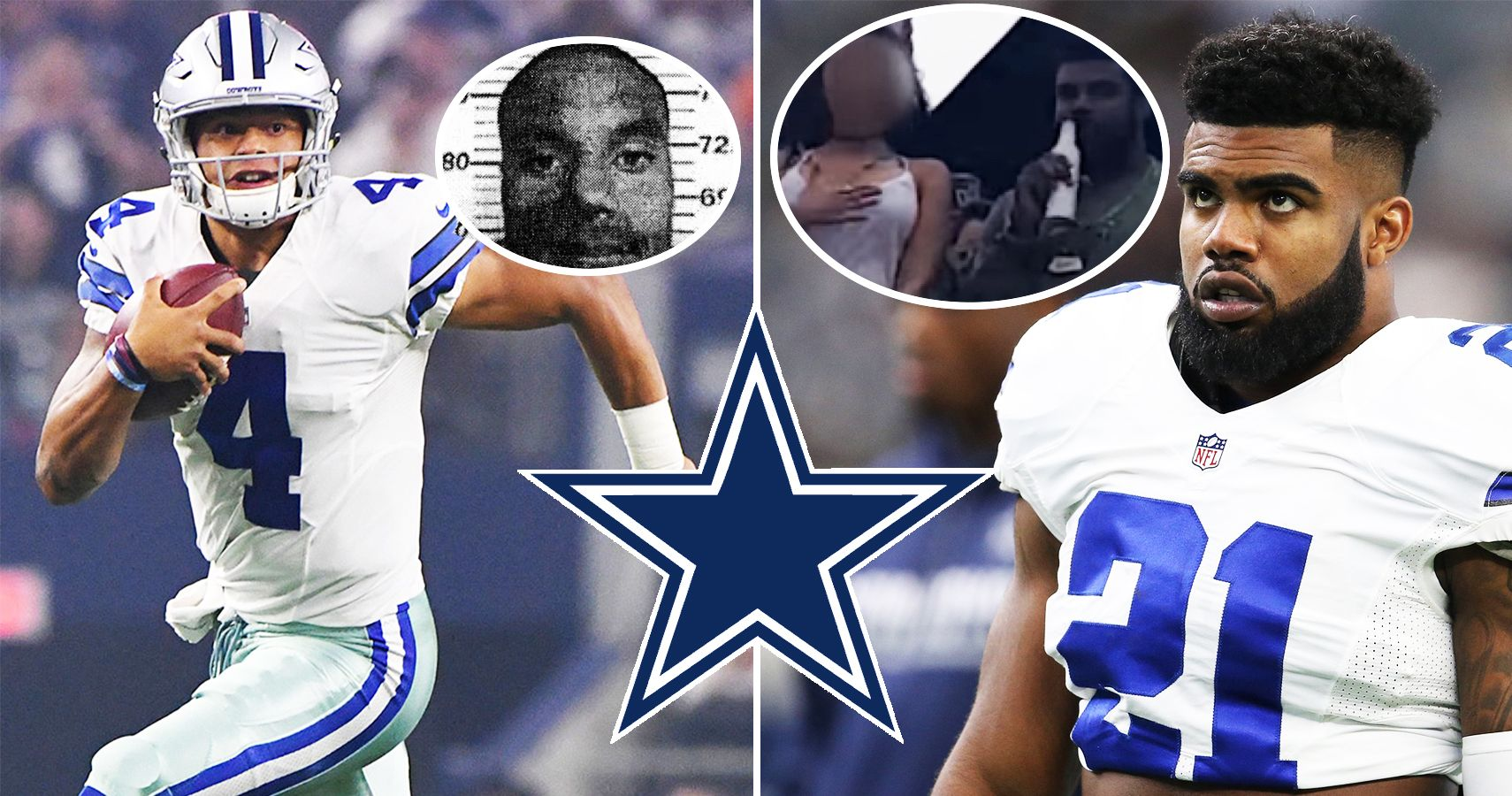 3ef8b575 Disturbing Things You Didn't Know About The Dallas Cowboys