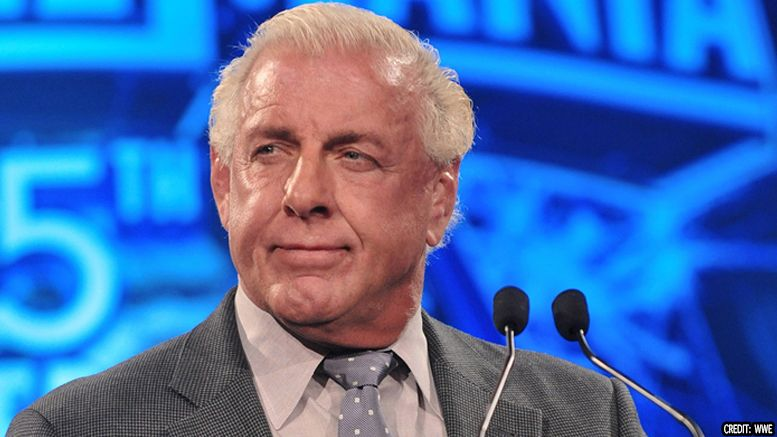 ric flair update critical condition fiancee organs