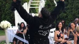 glorious wedding entrance bobby roode nxt video