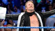 chris jericho smackdown live one time appearance