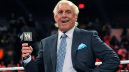 nature boy ric flair update awake talking