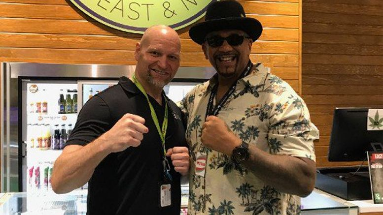 val venis godfather reunion marijuana dispensary