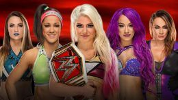 no mercy bayley title match return video