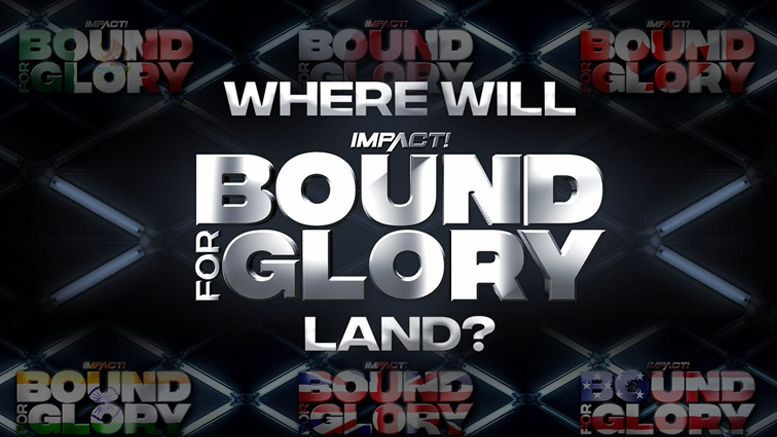 bound for glory location announced 2017