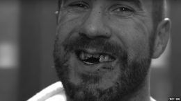 cesaro stitches no mercy sheamus the bar video
