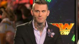corey graves smackdown live replace jbl announcer commentary