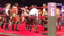 enzo amore after raw cruiserweight beatdown video 205 live