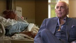 ric flair video interview people health scare