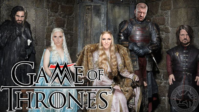 game of thrones wwe fantasy casting network show