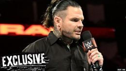 jeff hardy injured shoulder surgery may be needed