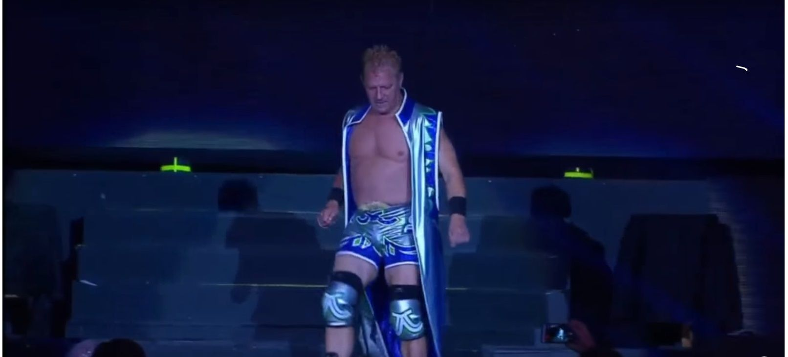 jeff jarrett leave of absence gfw impact wrestling anthem