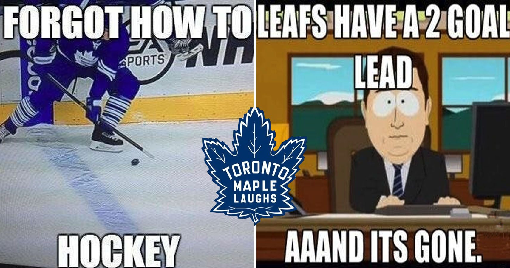 Hilarious Memes About The Maple Leafs' Failures | TheSportster