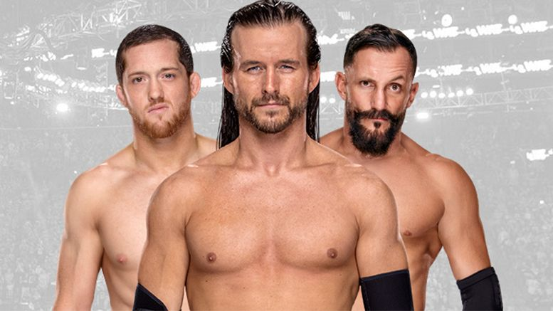bobby fish adam cole kyle oreilly faction stable nxt name undisputed era