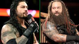illness bray wyatt roman reigns tlc pay per view
