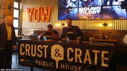 impact pizza beverage unveiled crust and crate pizza wrestling bound for glory