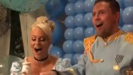gender reveal miz maryse baby girl video