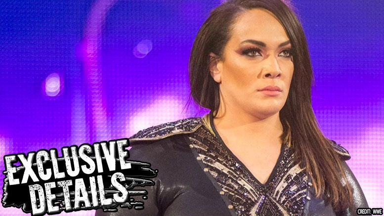 nia jax update release request rumors leave of absence