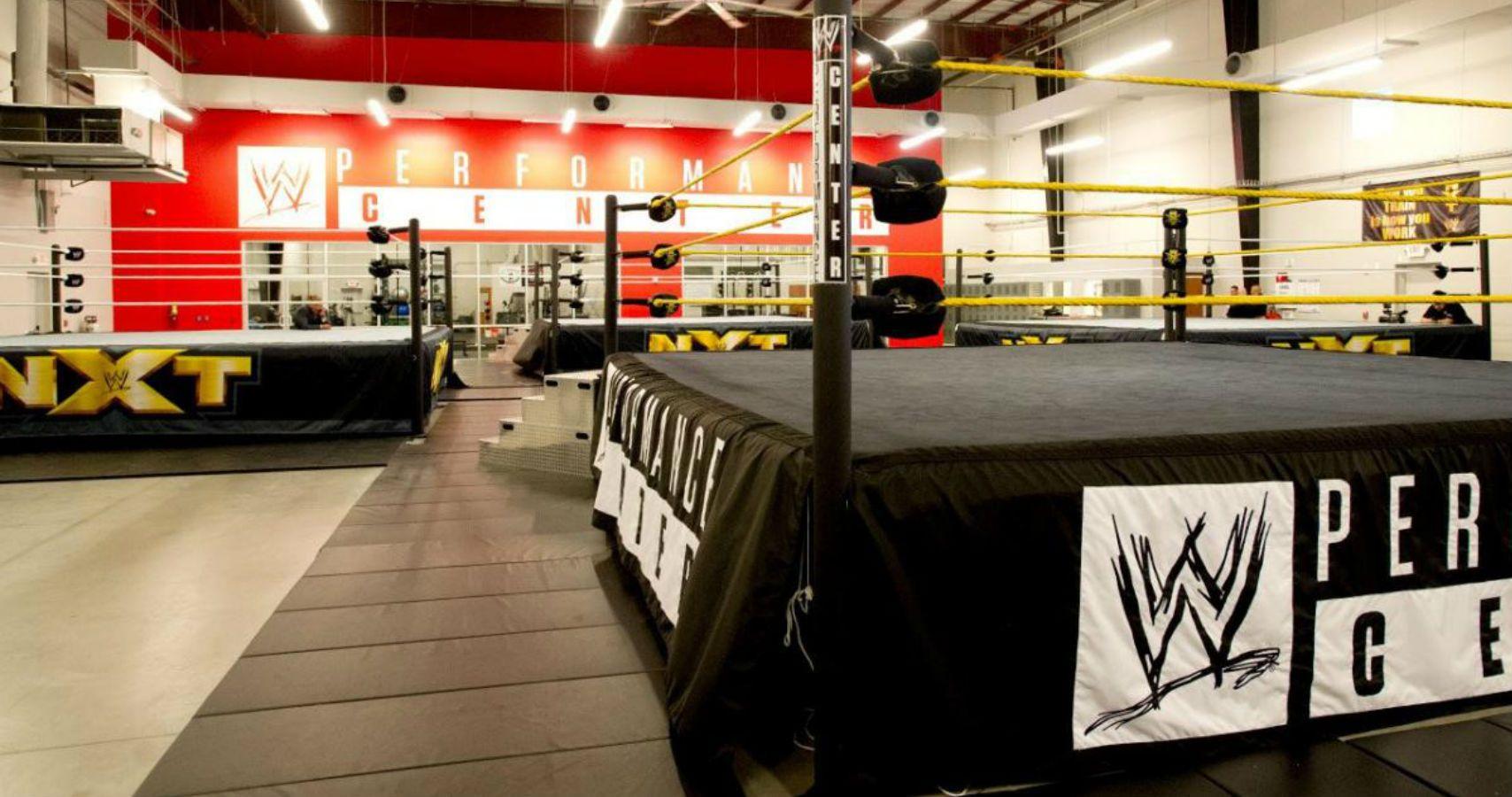 ronda rousey begins training  wwe performance center