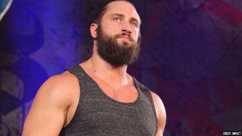 bram release impact wrestling