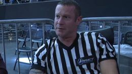 brian hebner released impact wrestling