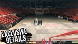 self-finance event 10,000 seat show 10k cody rhodes young bucks roh