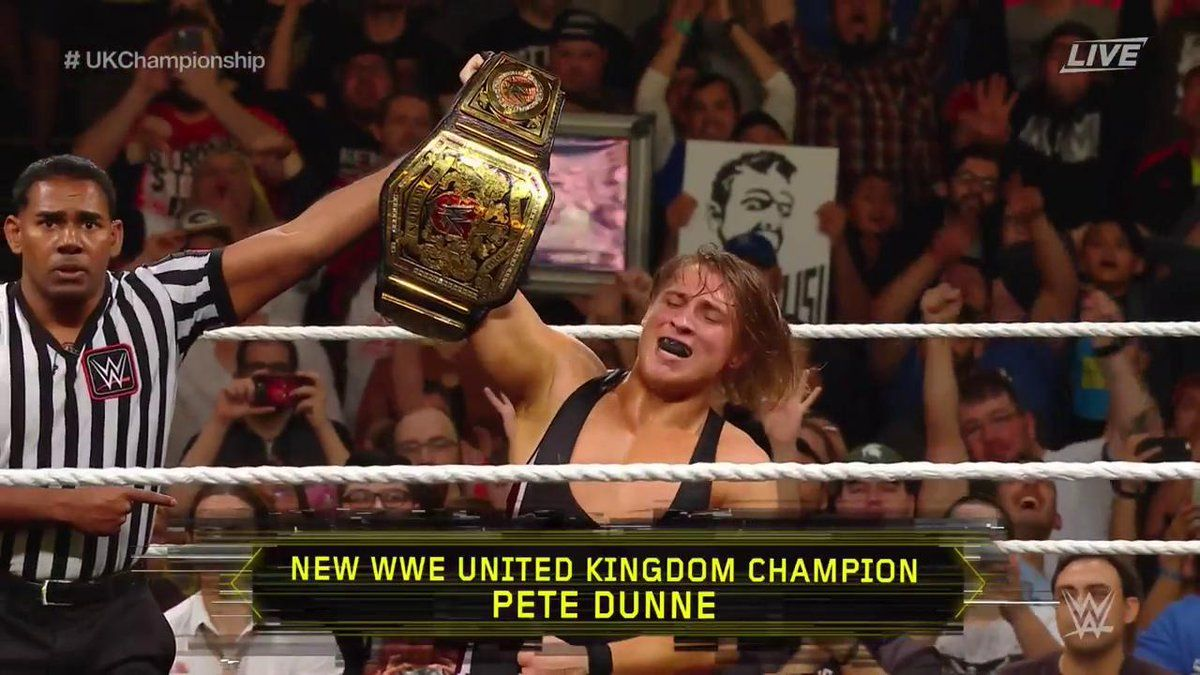 pete dunne nxt takeover wont air network johnny gargano