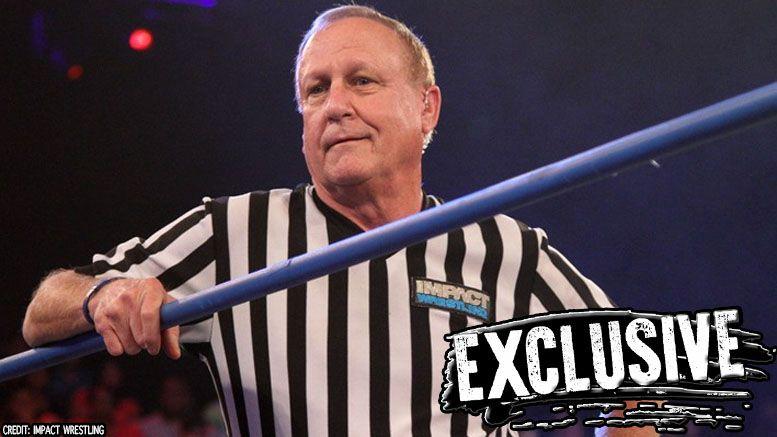 earl hebner leaves impact wrestling departure quit