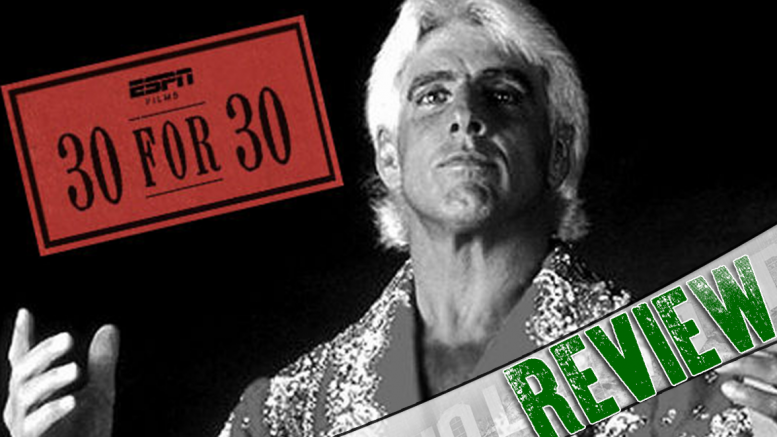 ric flair 30 for 30 nature boy review