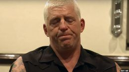 goldust dusty rhodes dustin starrcade the natural emotional video interview reflecting reflect