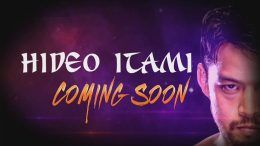 hideo itami 205 live debut teased video