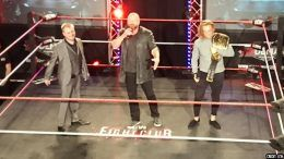 icw, triple h, surprise, appearance, video