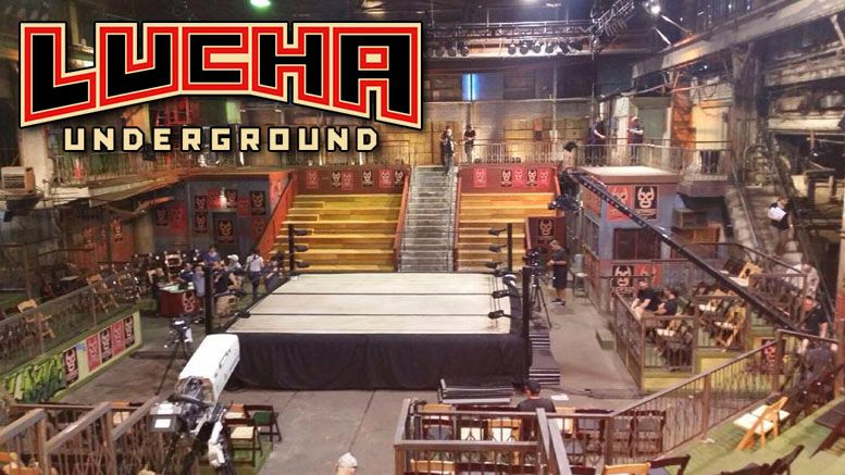 lucha underground talent exclusivity contracts