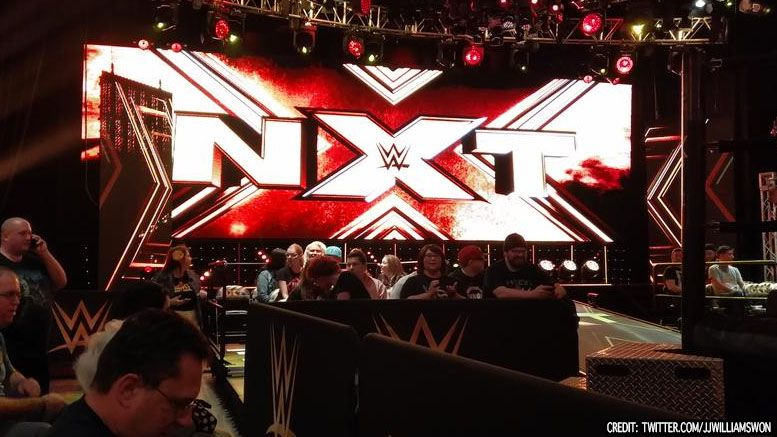 title change nxt tv taping spoilers undisputed era