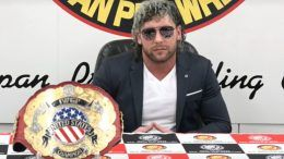 kenny omega chris jericho wrestle kingdom promo video press conference
