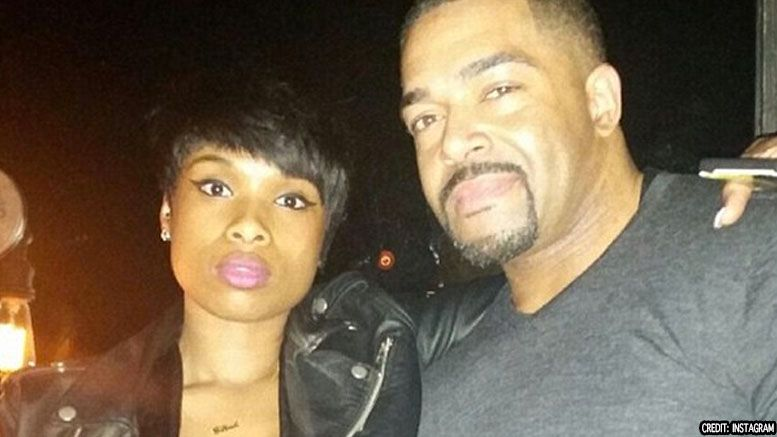 jennifer hudson david otunga physical push her break up split