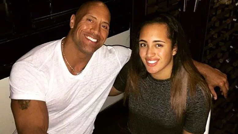 daughter the rock pursue wrestling