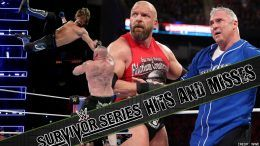 survivor series hits and misses