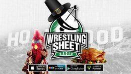 thanksgiving minisode wrestling sheet radio