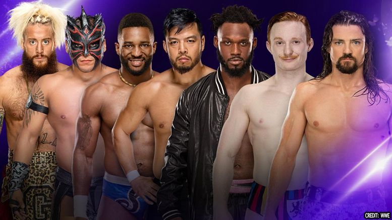 205 live events house shows wwe