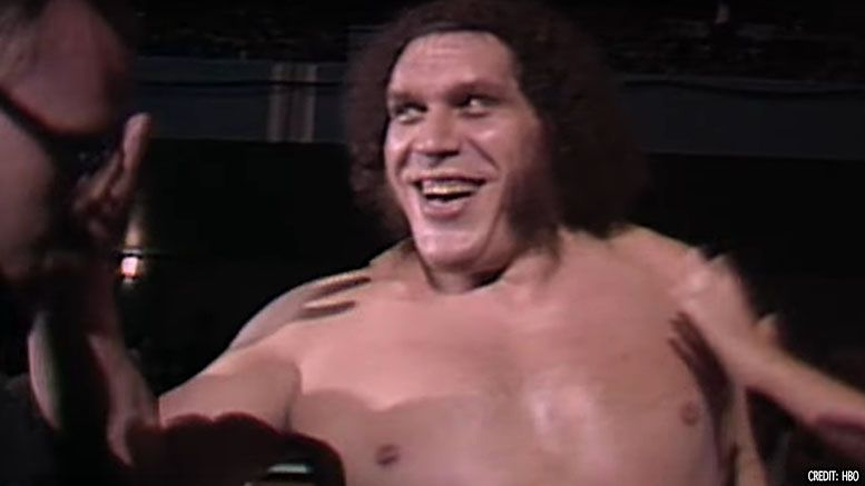 andre the giant documentary trailer