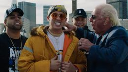 bad bunny ric flair music video