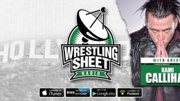 episode 102 wrestling sheet radio sami callihan rich swann ryan satin jamie iovine mixed match challenge