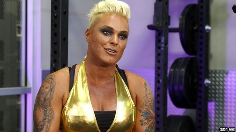 jazzy gabert, wwe, contract, injury, offer, mae young classic