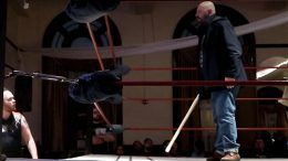 justin credible hijack wrestling show attempt allegedly intoxicated