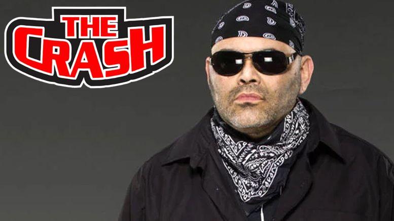 the crash lucha libre konnan parts ways released