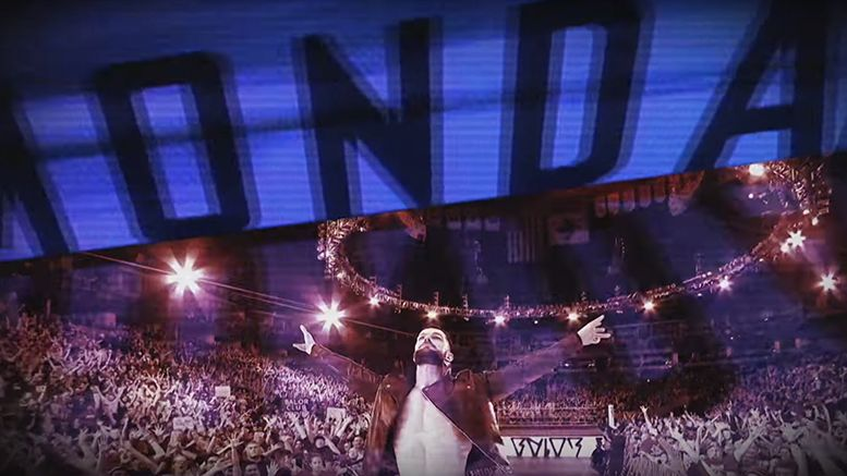 intro raw 25th 25 anniversary video