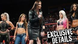 left in the dark womens royal rumble wwe didn't know