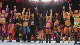 royal rumble women's ufc fighter wwe michelle mccool madusa alundra blayze cyborg santos